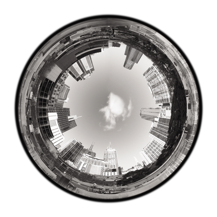 PDS Group Fish-eye City View